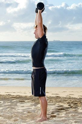 Build a Surfer Body Workout Routine - Men's Fitness....I know it's for guys but I can do it too! Right?
