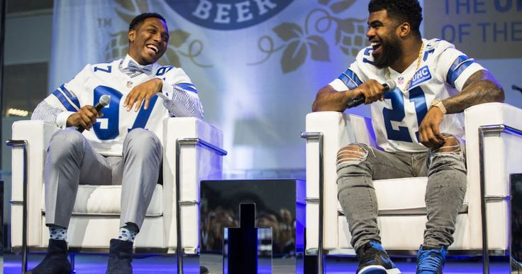 Cowboys draft debrief: From old beef between Zeke, Taco Charlton to latest on Rico Gathers, Orlando Scandrick