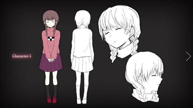 キャラ1; Yume Nikki