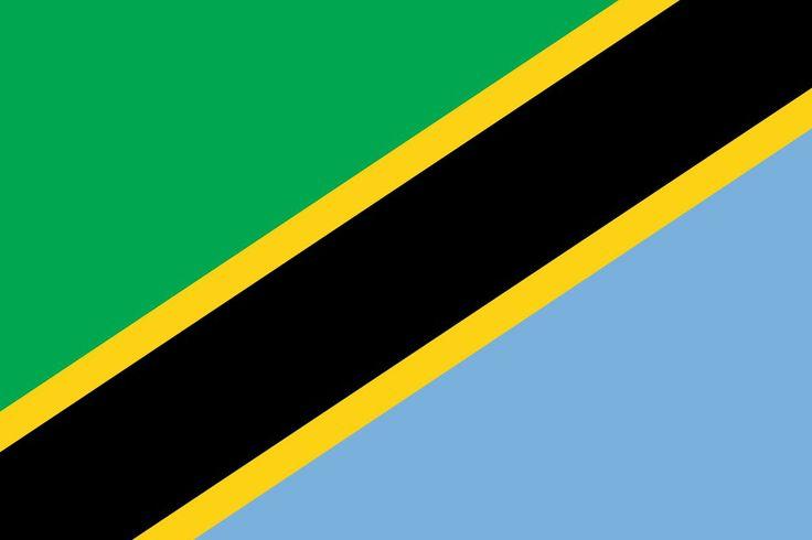 Tanzania Flag and Emblem