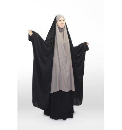 A Saudi jilbab vest to wear over a jilbab or abaya