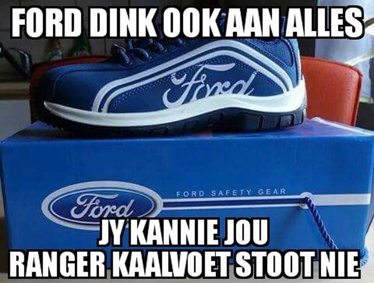 Ford thinks of everything don't they! What's the best bakkie just by the way? #bakkie #southafrica #trolling Thanks @rooiwilli - Enjoy the Shit South Africans Say! #CapeTown #africa #comedy #humor #braai #afrikaans