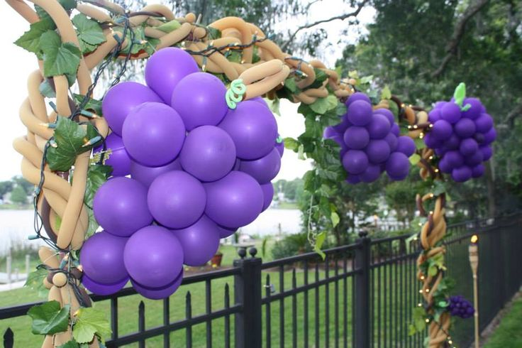 Balloon grapevine from CFBD