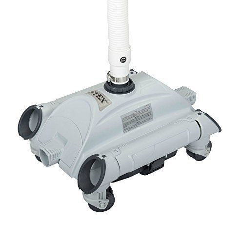 Automatic Pool Cleaner for Above Ground Pools Vacuums Floor Hassle Free Suction