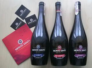 Testoholicy czyli wrażenia z testowania i wygranych w konkursach.: Testowanie Monte Santi :)