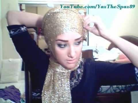 Hijab Tutorial #9 (BEST Hijab Tutorial EVER!)