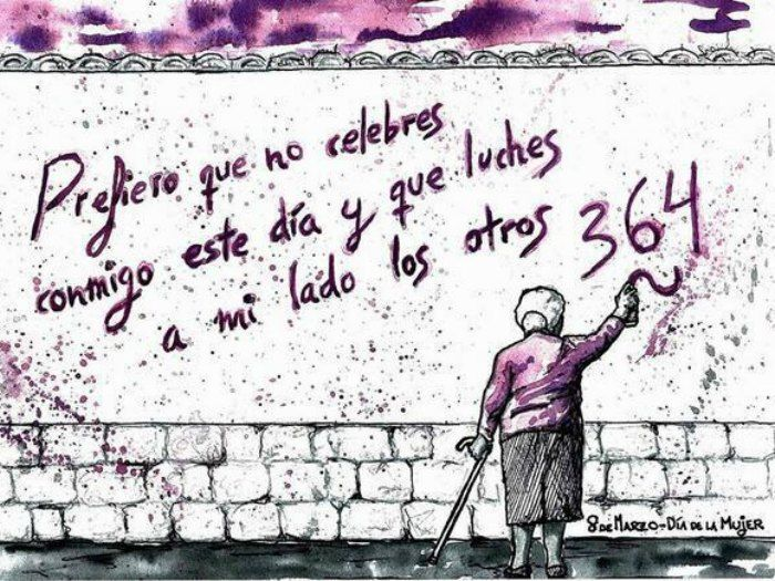 No Te Voy A Felicitar El Día De La Mujer Día De La Mujer Trabajadora Dia De La Mujer Feliz Día De La Mujer