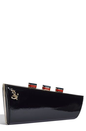 kate spade new york 'barclay street' ship clutch