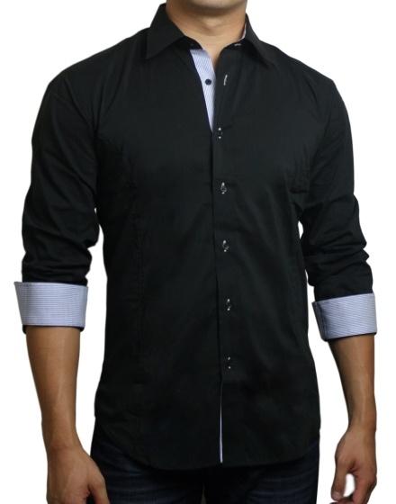Austin's 5th & Lamar - slim-fitting dress shirts for men