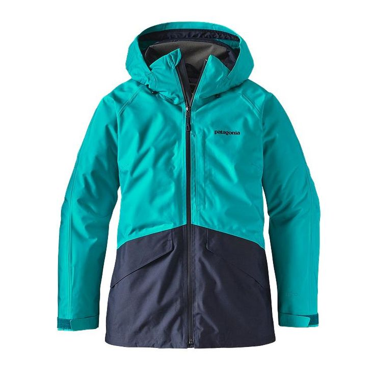 Patagonia Women\'s Insulated Snowbelle Jacket - Epic Blue EPCB