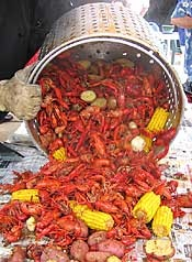 This is the only reason why I hate Seattle!! Where the Ef is my Crawfish!!! (not to mention Church's, Long John Silver, and Sonics)