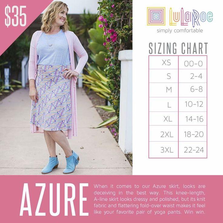 The Azure skirt
