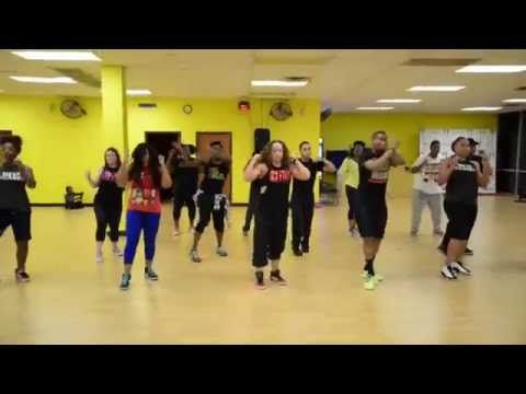 Mark Ronson UpTown Funk Feat. Bruno Mars...Fitness Choreo by Elka Flowers - YouTube