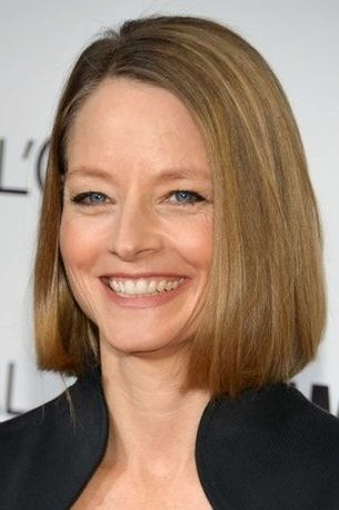 Jodie Foster, une coupe tendance