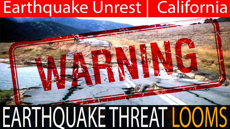 Catastrophic Earthquake Danger Looms Below California | What You're Not ...