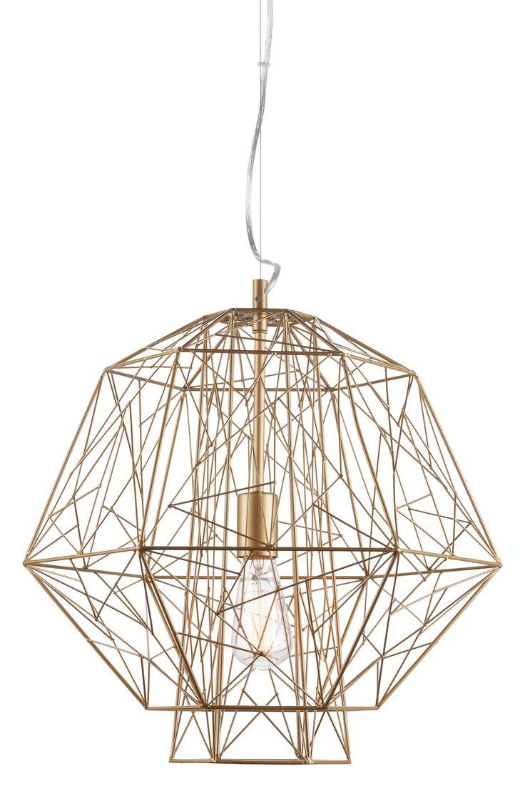 628 best lighting images on pinterest living room ideas monetrosso pendant gold arubaitofo Images