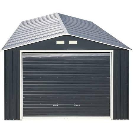 3 Car Metal Garage Kits Steel Garage Kit Photos Mbmi Metal Buildings