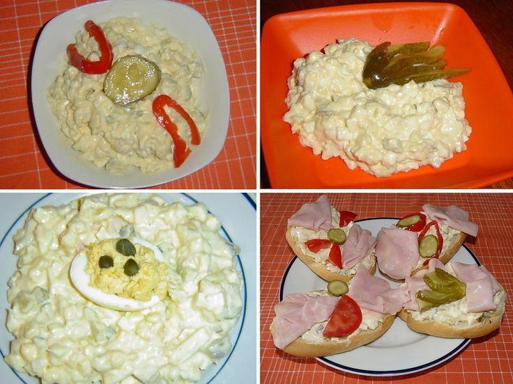 7 poctivých receptů na nejlepší vajíčkové saláty. Vajíčkový salát od babičky, vajíčkový salát podle ČSN normy, recepty na vajíčkové saláty Mistra Vrabce. A netradiční vajíčkové saláty s podmáslím, bylinkami nebo rýží.