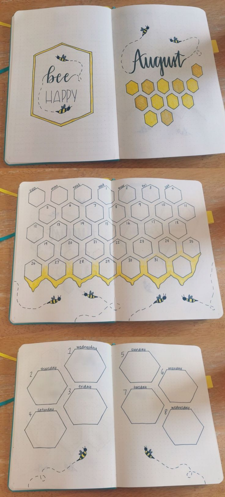 Easy Bullet Journal, How to Make a Creative Way to Realize Organized Life – #Bullet #Creative #Easy #Journal #life