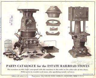 7 Best Union Caboose Stove Images On Pinterest Antique