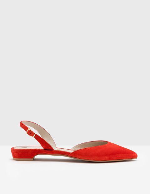 Chaussures Plates à Bride Arrière Cecelia (Gueule-de-loup)