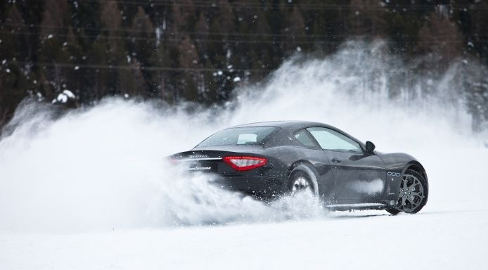 Maserati winter tyres