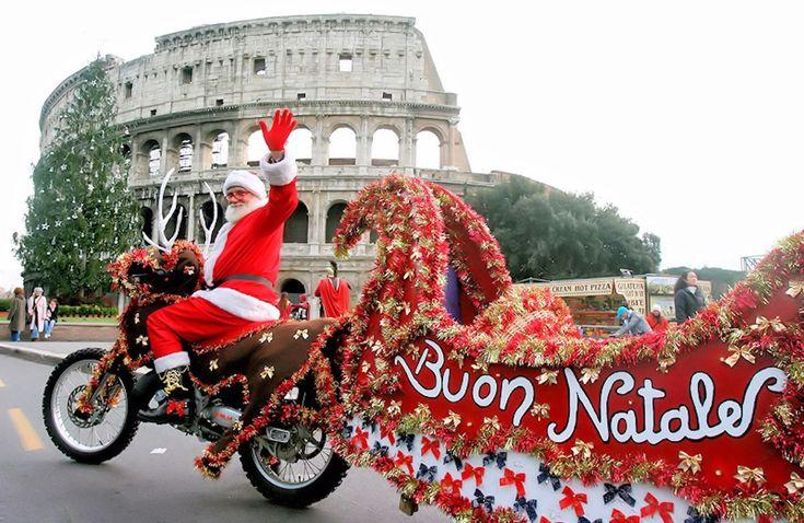 Italian Santa Claus   00g christmas. Babbo Natale. Italy. santa claus. 25.12.12   Voices ...