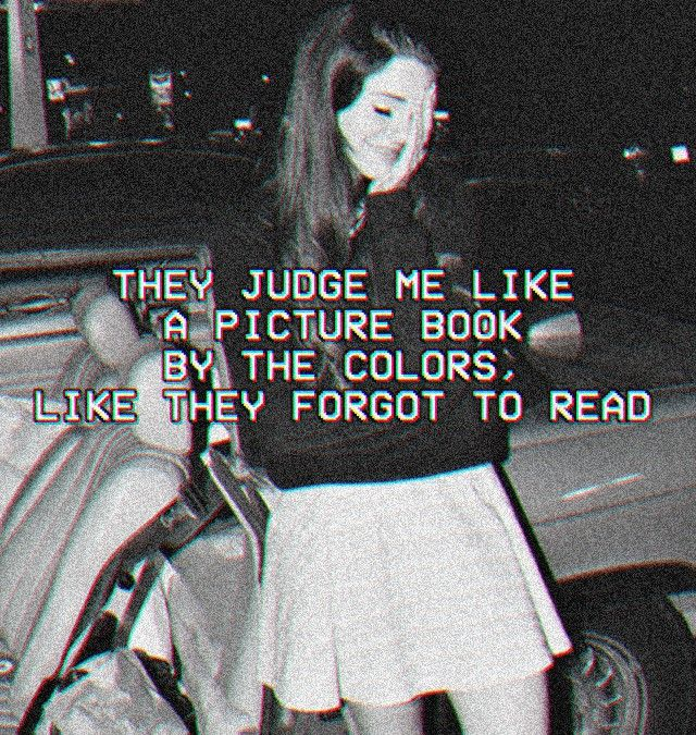Lana Del Rey - Brooklyn Baby _ They judge like a picture book by the colors like they forgot to read.