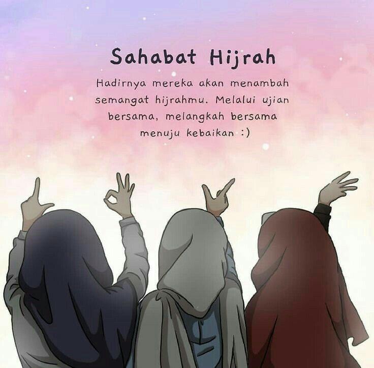 Pin oleh Lestiawati di Quotes sahabat | Kartun, Sahabat ...