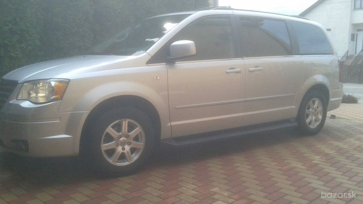 Chrysler Grand Voyager   2.8 CRD Touring, 120kW, A6, 5d.