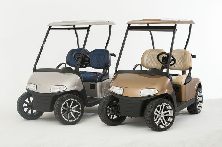 NEW Custom 2016 EZGO Freedom RXV Golf Carts for sale!