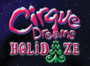"""Cirque Dreams: Holidaze"" - a special one-night Christmas Holiday presentation of this show at Thomas Wolfe Auditorium on Wednesday, Dec. 17 at 7:30 --- Tickets at the U.S. Cellular Center Box Office & Ticketmaster."