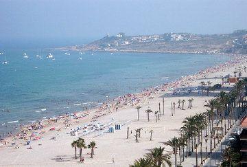 San Juan, my favorite beach in Alicante!