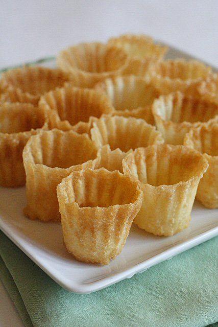 Nyonya Kuih Pie Tee Recipe and Step-by-Step Guide | rasamalaysia.com