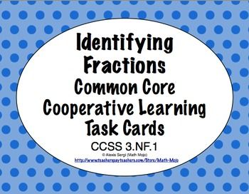 79 best math task cards images on pinterest math task cards common core math task cards identifying fractions ccss 31 fandeluxe Gallery