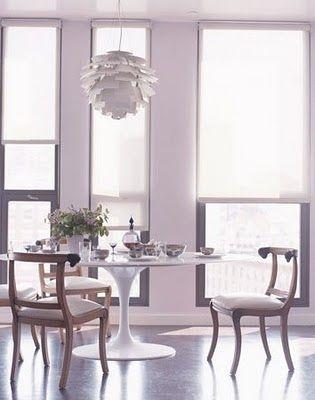 Poul Henningsen Artichoke light for lounge room