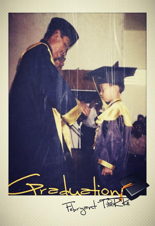 My graduate xoxo