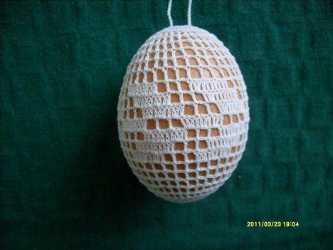 capa de ovo em croche
