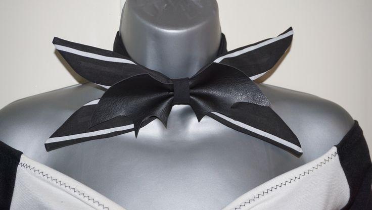 Jack Skellington Bat Bow Tie Chocker Fancy Dress Accessory Halloween Costume by LolaNovaUK on Etsy https://www.etsy.com/listing/239133355/jack-skellington-bat-bow-tie-chocker