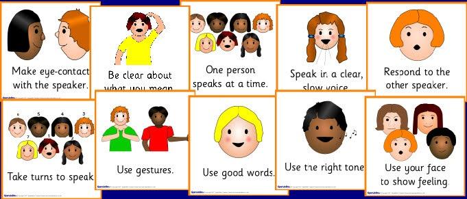 what is speaking skills definition pdf