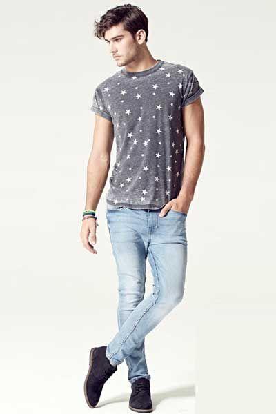 calça, camisa e sapato