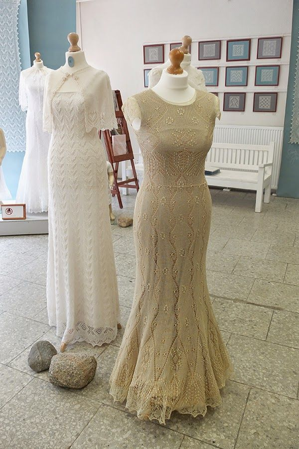 Lace dress, Haapsalu