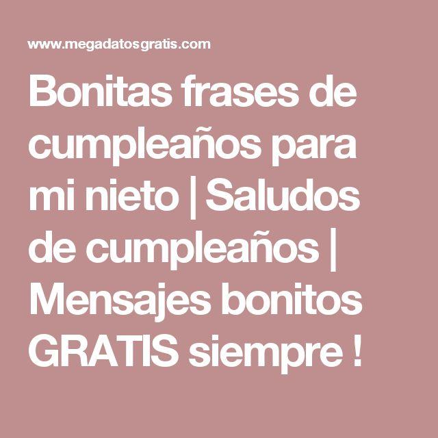 Frases Bonitas De Cumpleaños Para Mi Nieta
