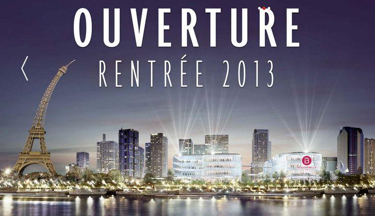 Forum de recrutement dédié à l'ouverture du centre commercial Beaugrenelle. Le jeudi 27 juin 2013 à Paris15.  09H30