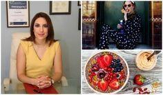 Η Διατροφολόγος Έφη Κολοβέρου  μας βοηθάει να χάσουμε βάρος πριν τα  Χριστούγεννα !