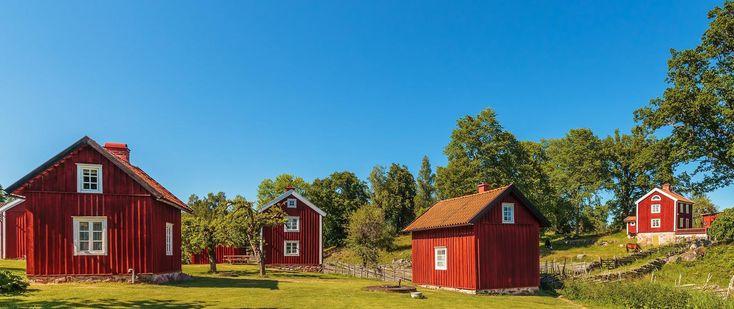Urlaub in Schweden - mit dem MARCO POLO Online-Reiseführer alle Highlights und Sehenswürdigkeiten auf einen Blick.