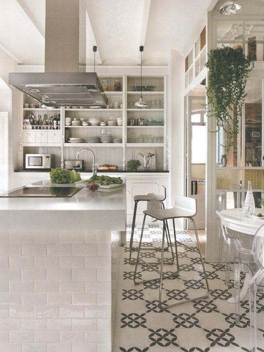 M s de 25 ideas incre bles sobre azulejos de mosaico en for Azulejos hidraulicos cocina