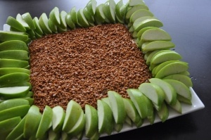 Yummy skor dip for apples. Ive made this a couple times and its amazing!