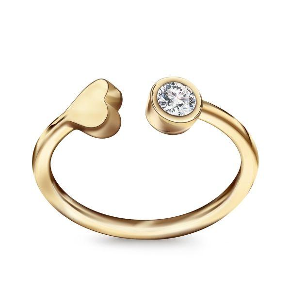 Tag Me - srebrny pierścionek