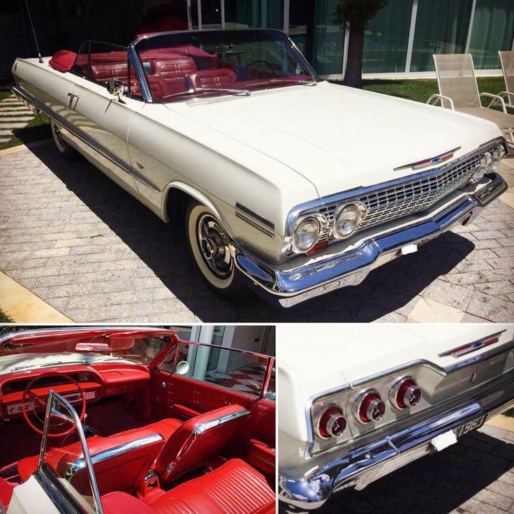 2015 Chevrolet Impala Transmission: Chevrolet Impala V8 1963 🇺🇸 Conversível